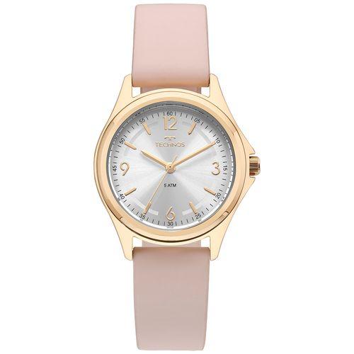 79e8ea331e6 Relógios Vidro Mineral Rosa Couro Analógico Prata Feminino – BIGBEN