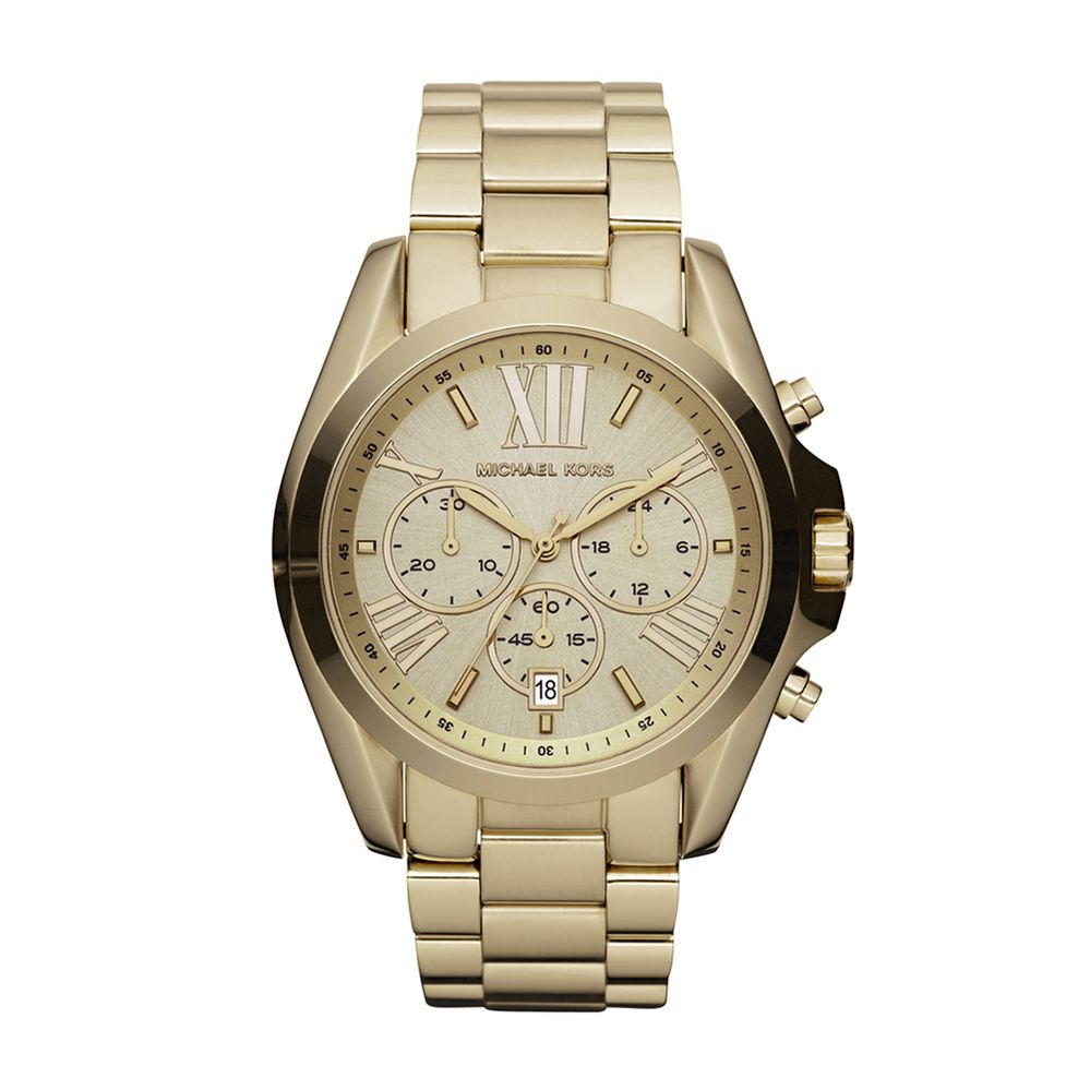 4057a55f4c0 Relógio Michael Kors Bradshaw - BIGBEN