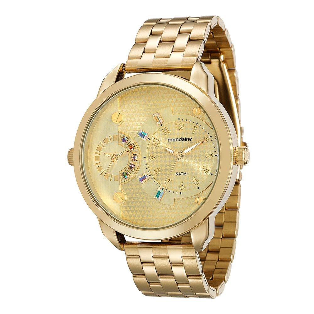 18f4b0042cbfa Relógio Mondaine - BIGBEN