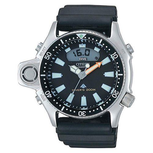 35605df74a5 Relogio-Citizen-Promaster-Aqualand-serie-prata