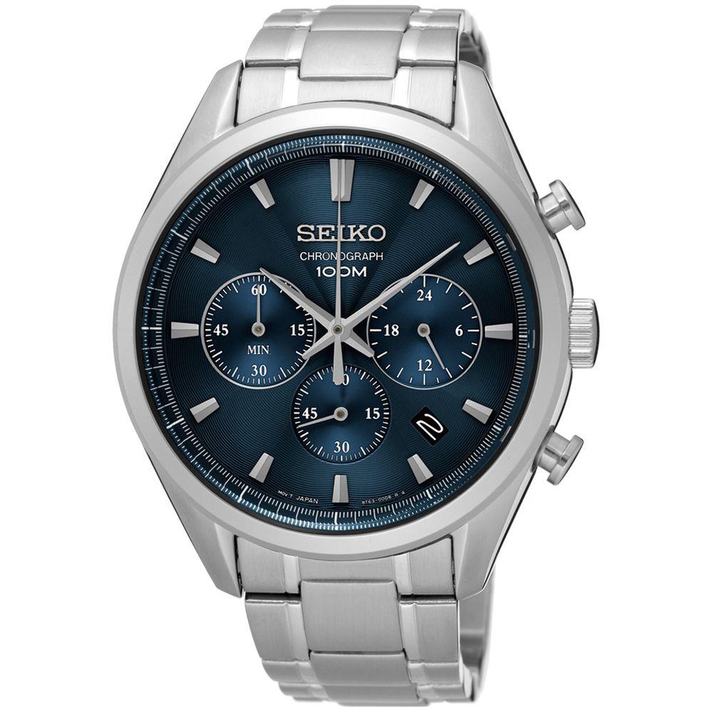 14a8949592f Relógio Seiko CONCEPTUAL SERIES - BIGBEN