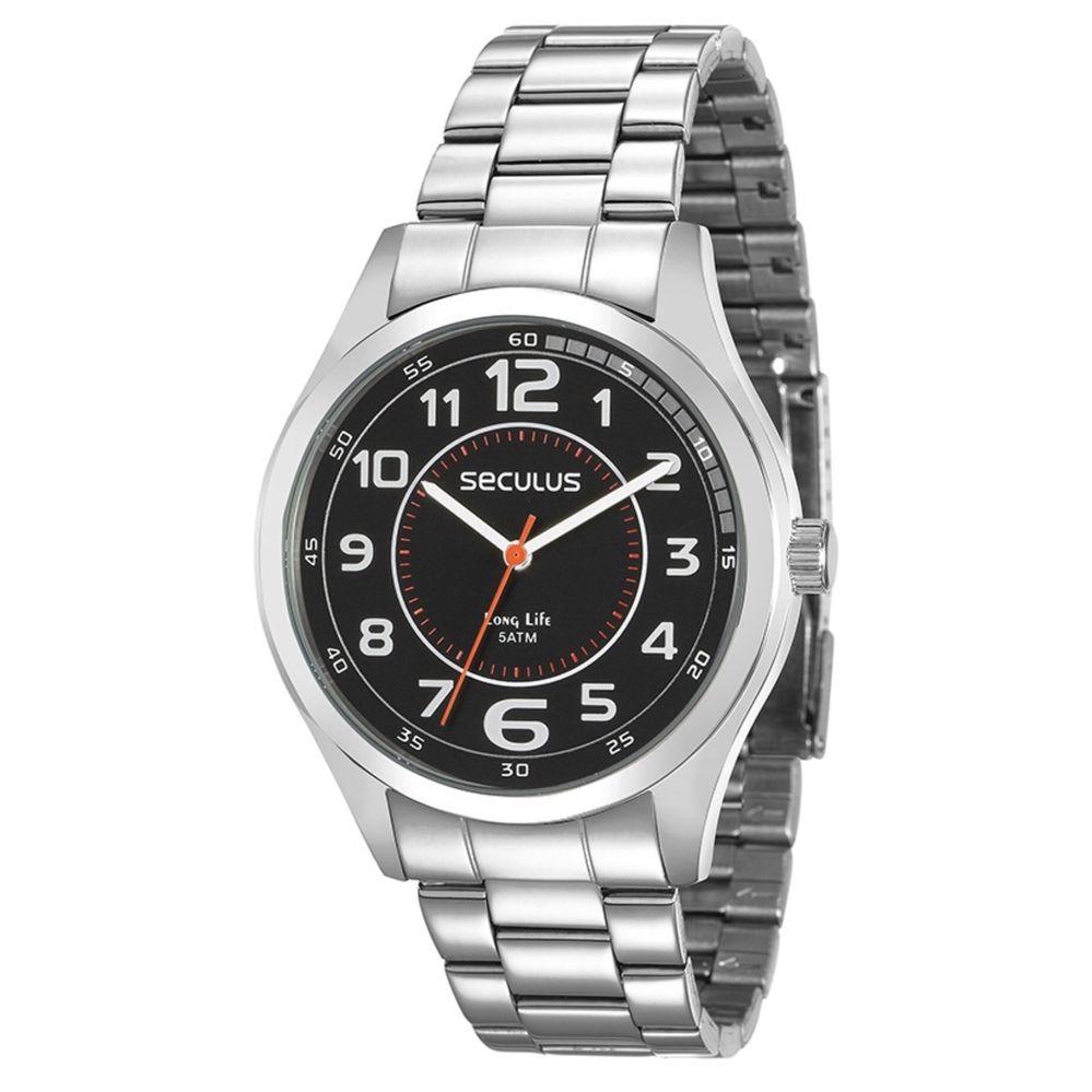 10424aaf988e8 Relógio Seculus - BIGBEN