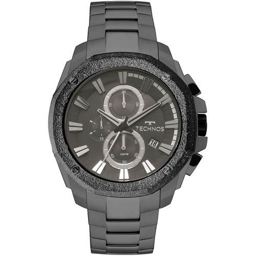 1bca5c3305b Relógios Technos Analógico Preto Aço – BIGBEN