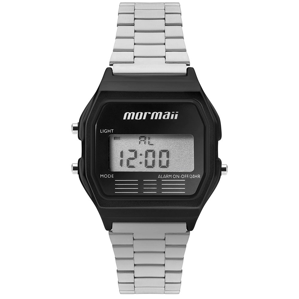 Relógio Mormaii Vintage - BIGBEN 58b2e9b9af