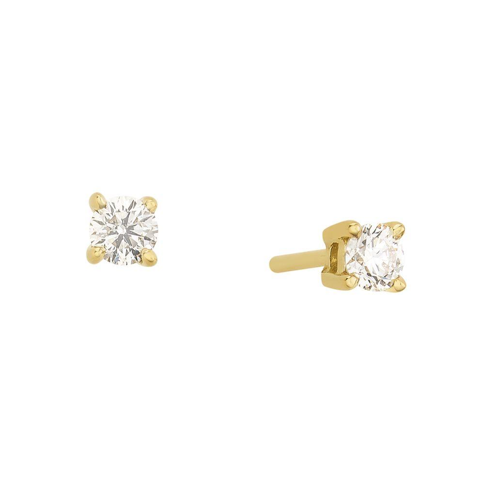 Brinco em Ouro e Diamantes 20 pontos - BIGBEN f6afdba651
