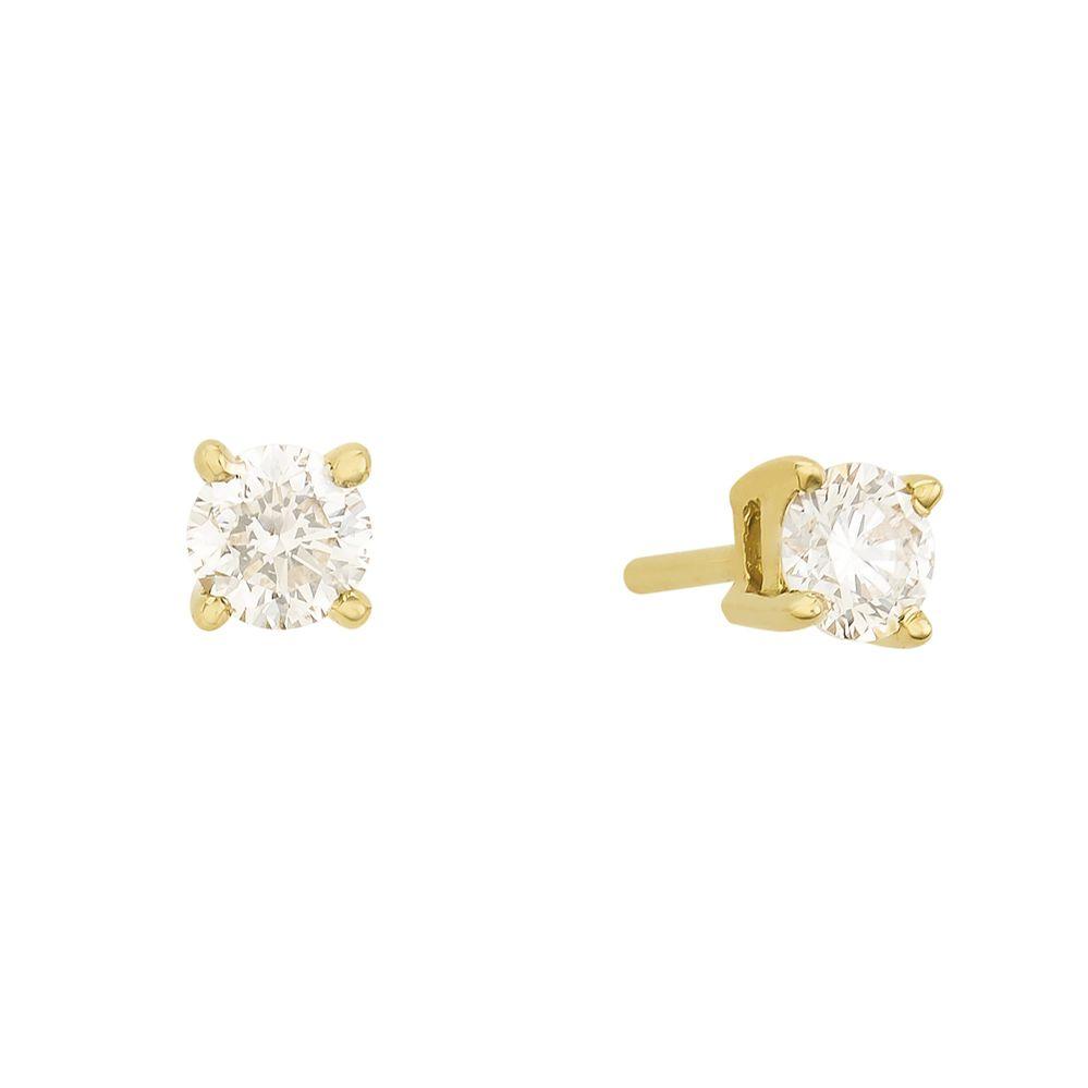 Brinco em Ouro e Diamantes 40 pontos - BIGBEN fe09e6ba18