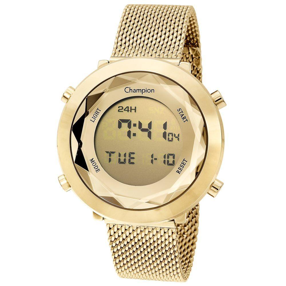 Relógio Champion Champion Digital CH48028G - BIGBEN