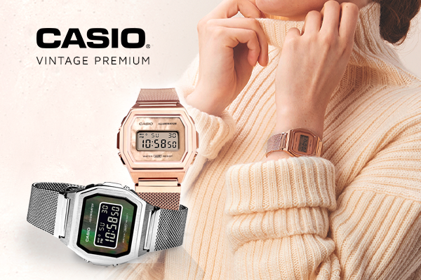 Casio Vintage - mobile